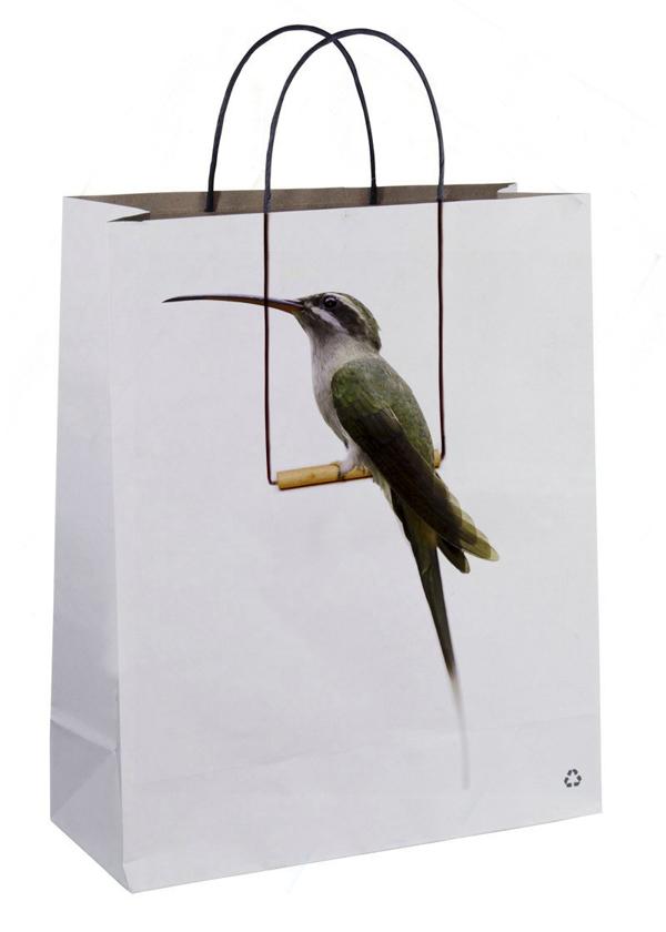 22款创意购物袋设计图片