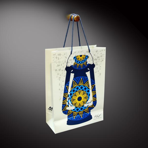 22款创意购物袋设计